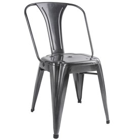 Present Time Dazzle chair, black