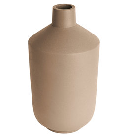 Present Time vase Nimble, brown
