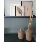 Present Time vase Nimble, brown