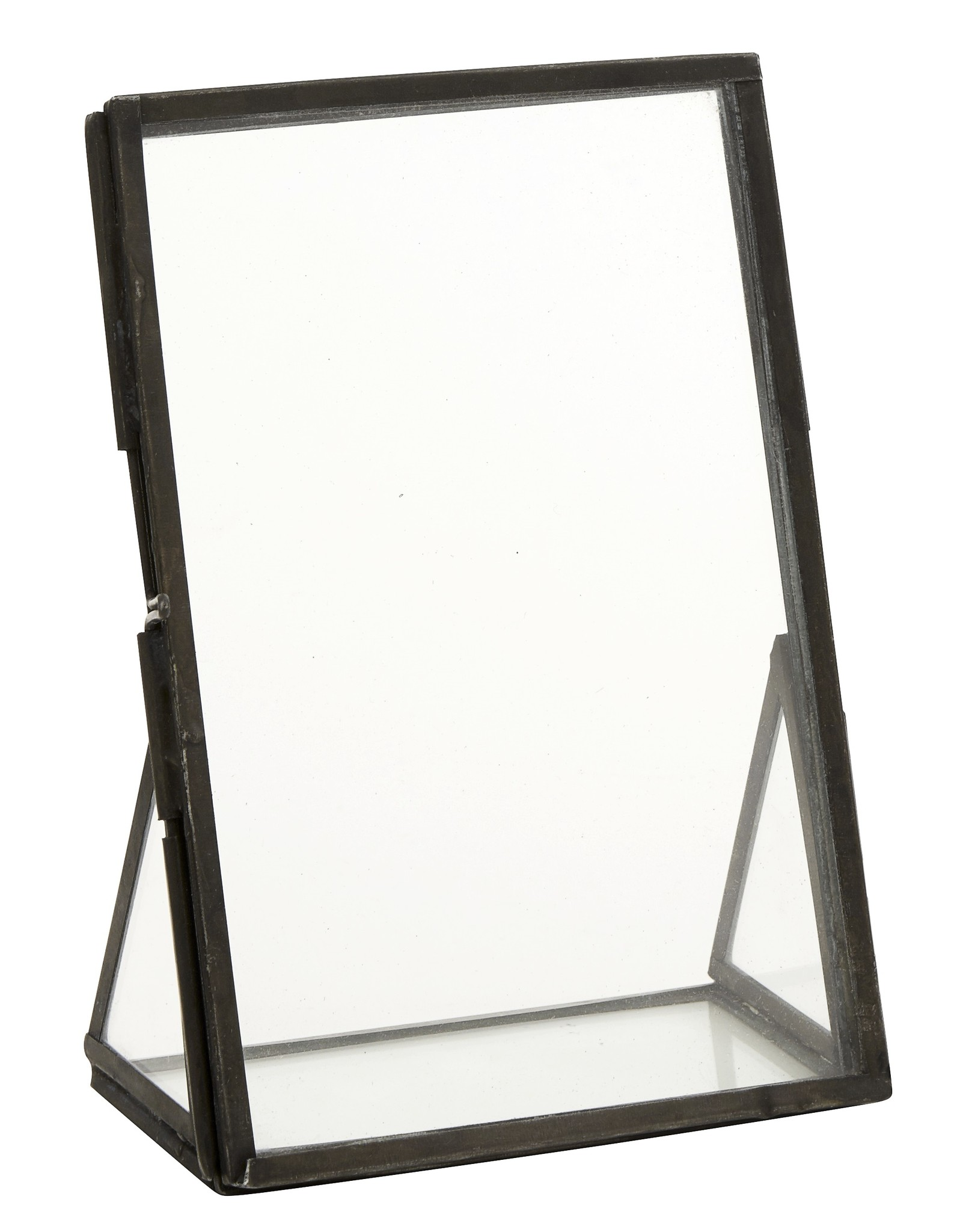 Nordal photo frame standing, black 25x20
