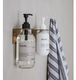 House Doctor wall bracket soap holder, Supply, brass