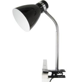 Leitmotiv clamp light Clip on Study, black