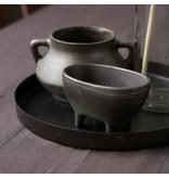 House Doctor plant pot Season, antique brown