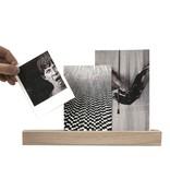 Groovy Magnets magnetisch wandplankje hout