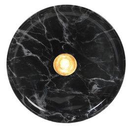 wandlamp Zambala,  zwart