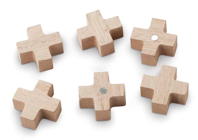 vtwonen magnet Cross, set of 6