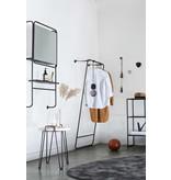 Muubs rack with mirror and  shelf, Copenhagen