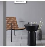 House Doctor side table  Nanded, black