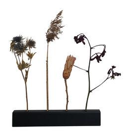 Stoer Metaal bloemenhouder