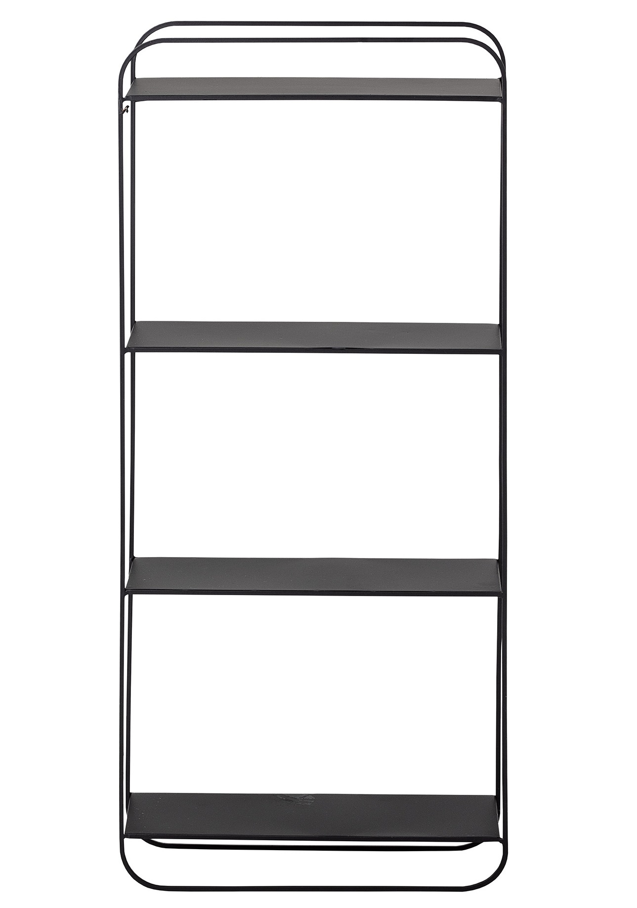 Bloomingville Juan wall cupboard, black