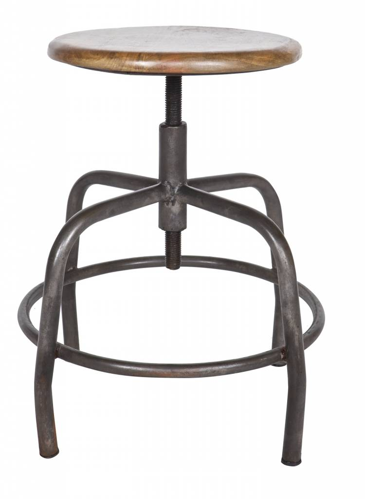 vtwonen metal stool Spider, color metal