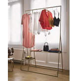 HK Living clothes hanger Brass, gold