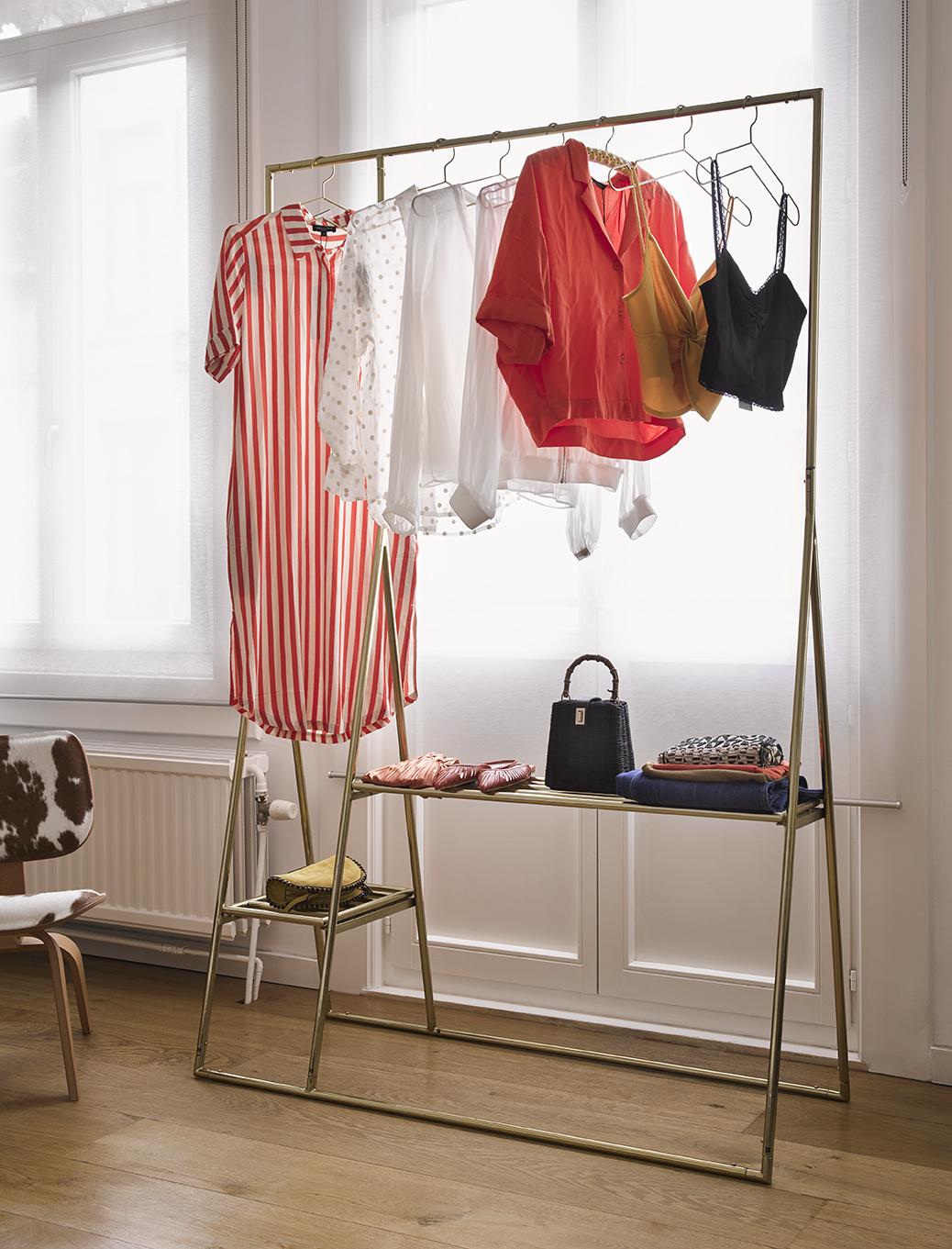 HKliving clothes hanger Brass, gold