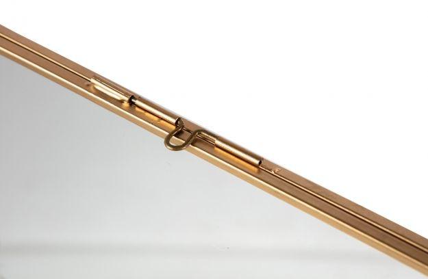 BePure frame Pressed, 30x40, gold