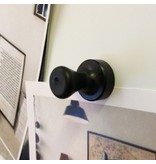 Groovy Magnets magneten, pion, zwart
