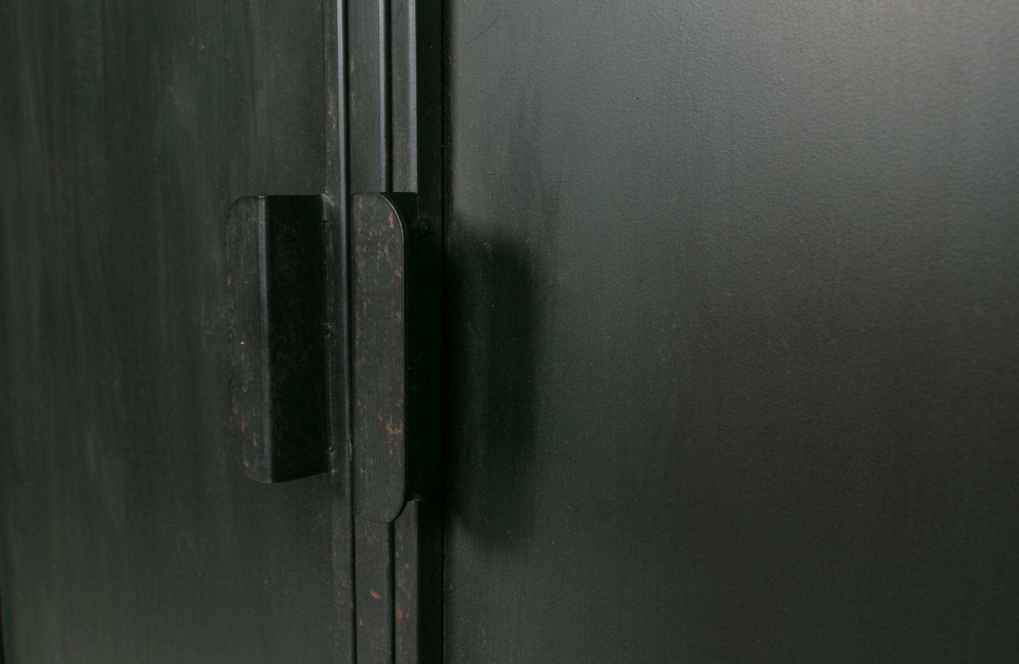 BePure cabinet Wish, black