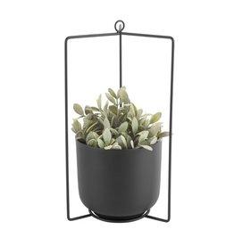 Present Time hangpot Spatial, zwart