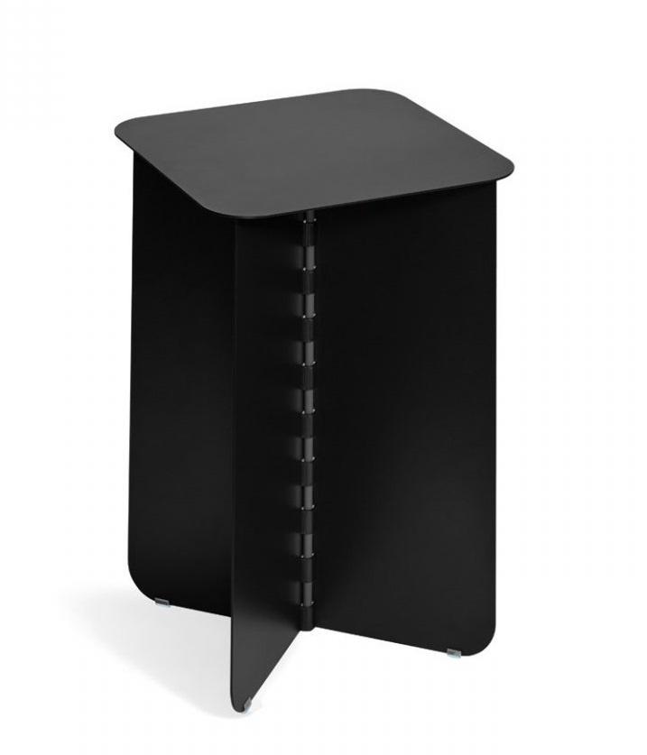 Puik side table Hinge, black
