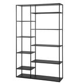 Woood locker cupboard metal June - 120