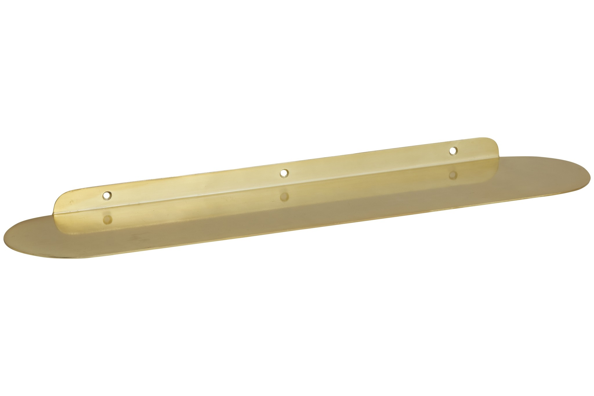 Nordal wall shelf Fanoe, gold