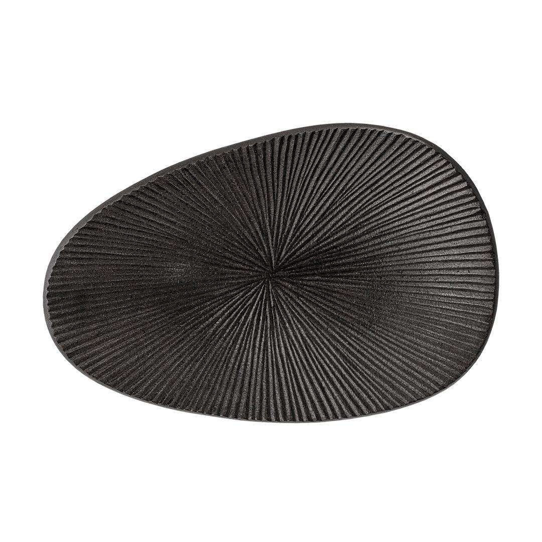 Bloomingville tray Nabi, black