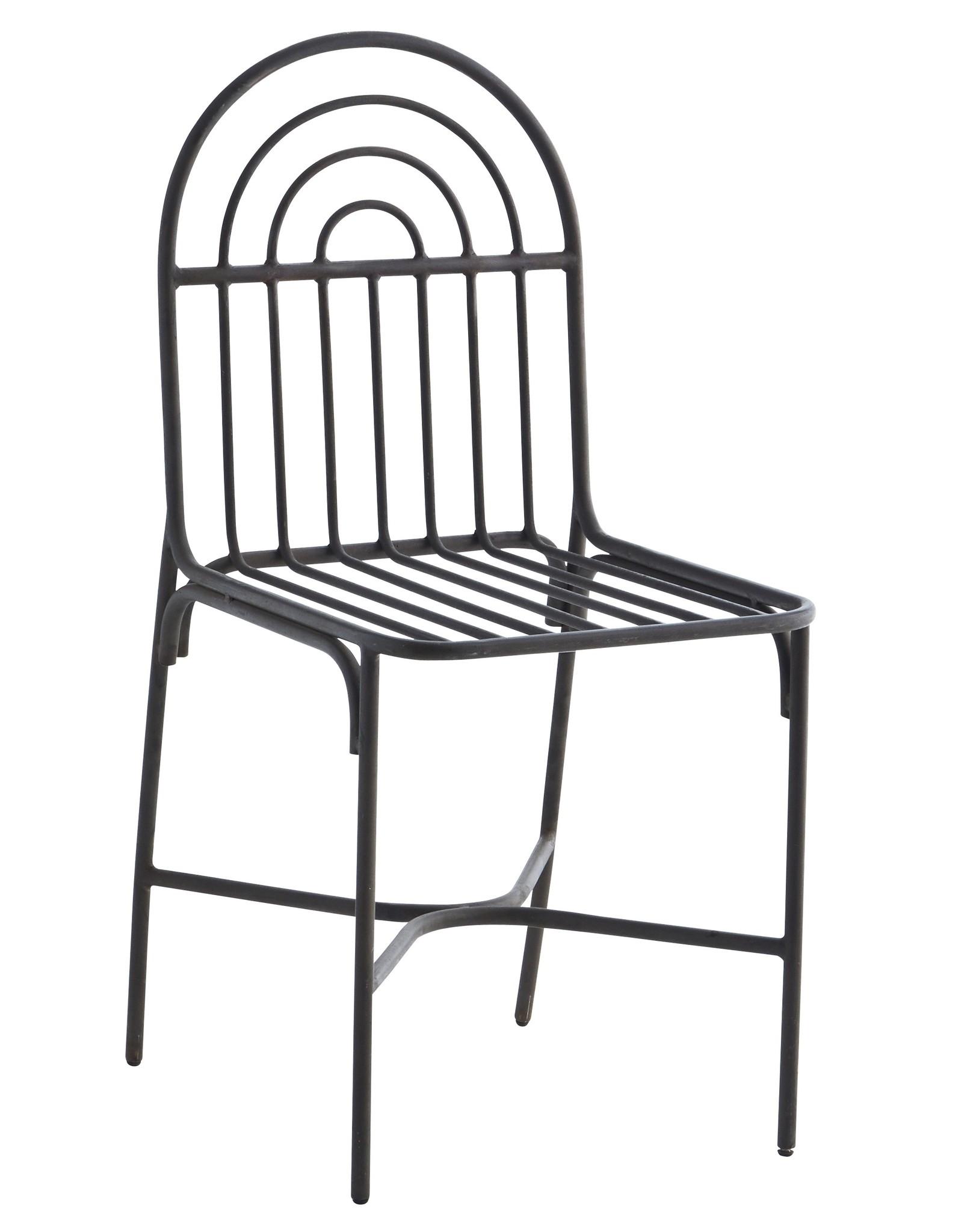 Madam Stoltz iron chair Arch