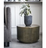 House Doctor side table  antique brass