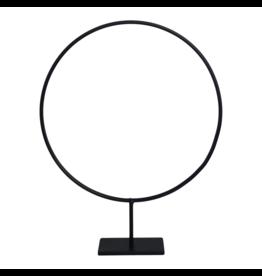 Stoer Metaal beeld, deco Ring