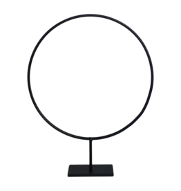 Stoer Metaal iron stand Ring