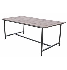Stoer Metaal dining table Stoer10