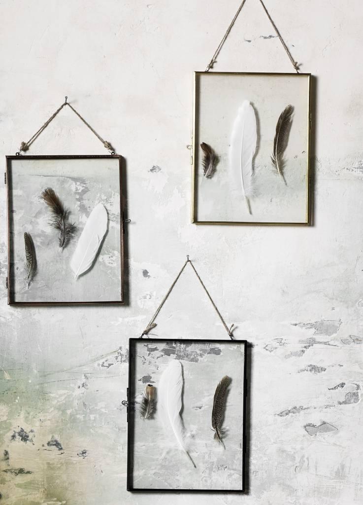 Nordal fotolijst, 13x18, zwart