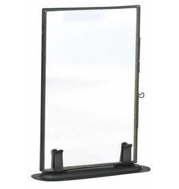Madam Stoltz frame, standing, 10x15, black