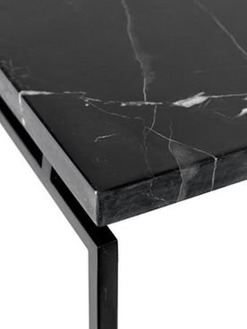 Serax coffee table Nero, medium, black marble