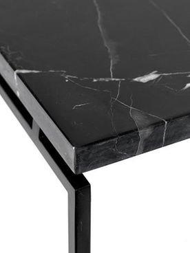 Serax salontafel Nero, medium, zwart marmer