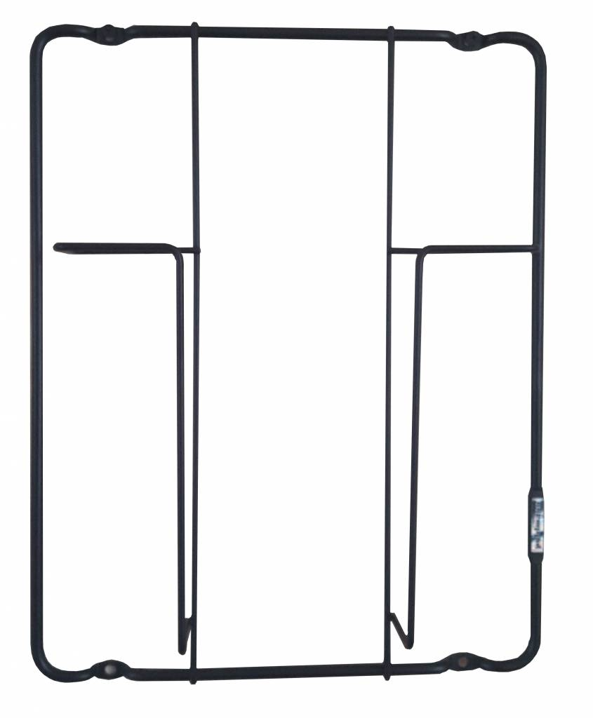 magazine wall rack, 1 compartment