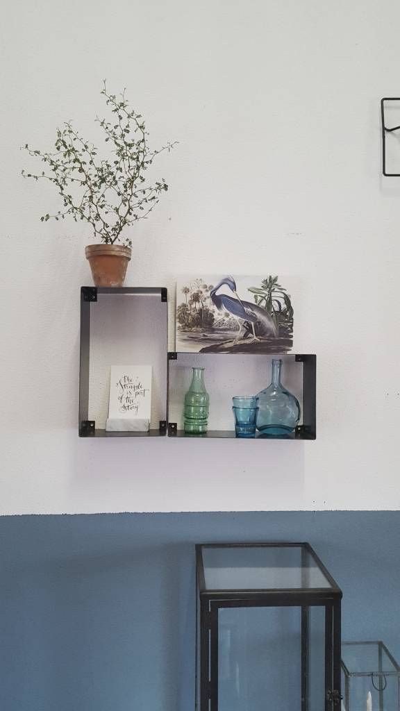Stoer Metaal wall cabinet rectangle