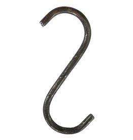 Stoer Metaal hook, S-shape