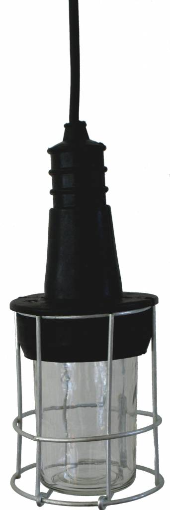 Looplamp, bouwlampmodel