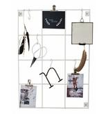 House Doctor klem, Office clip, 50 mm, zwart