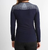 Icelus Clothing Wing Longsleeve Blue Women