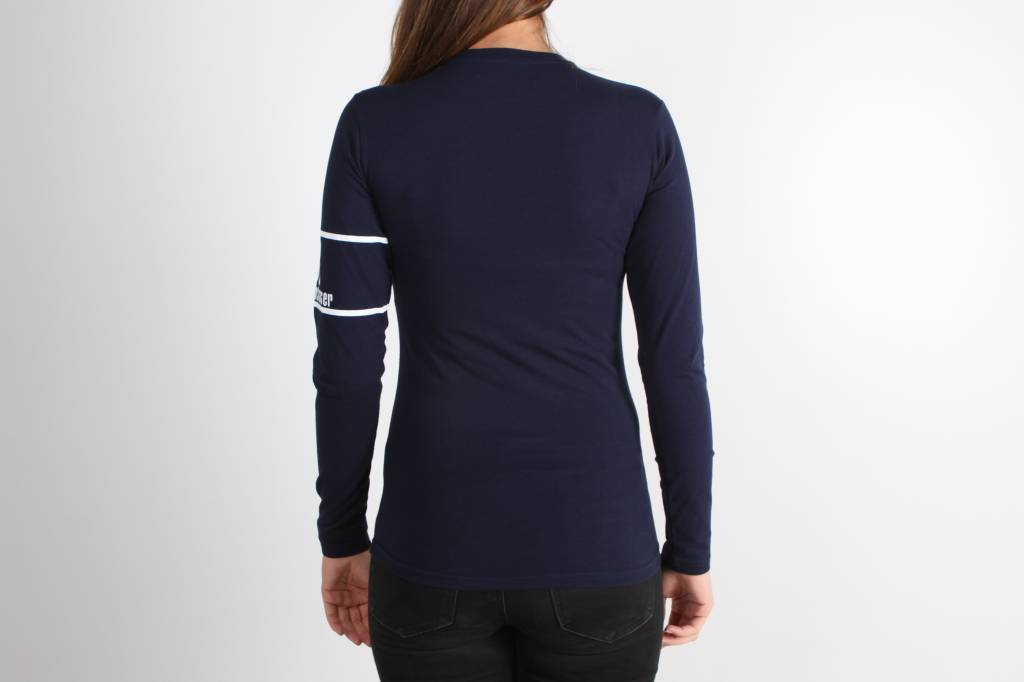 Icelus Clothing Football Jersey Blue Women