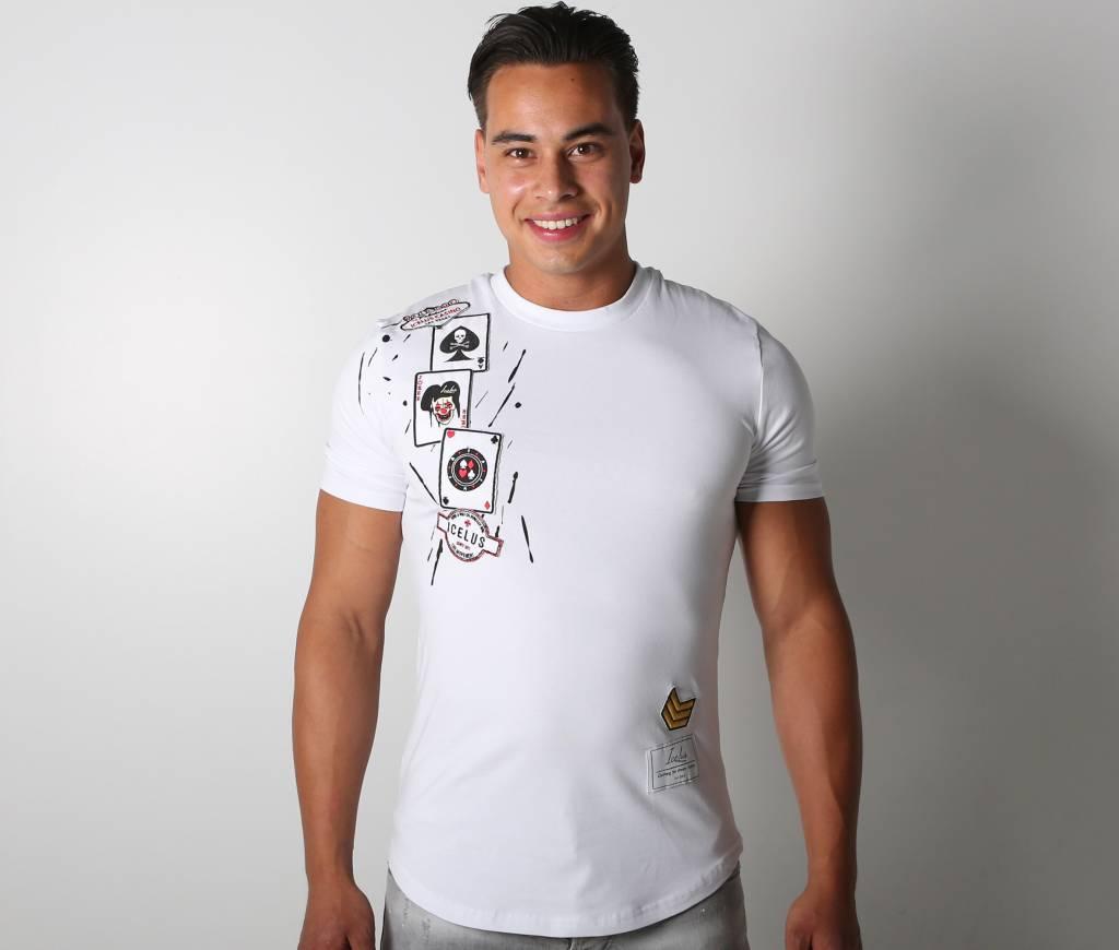 Icelus Clothing Casino Series White