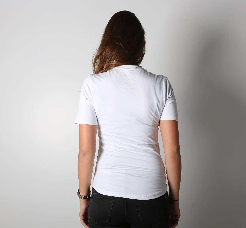 Icelus Clothing Casino Series White Women