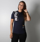 Icelus Clothing Casino Series Blue Women