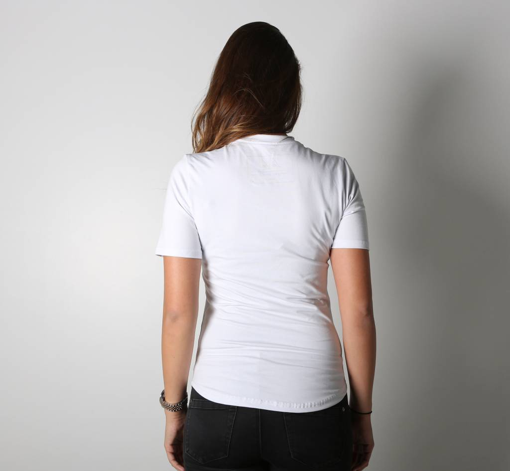 Icelus Clothing Jeans Series White Women