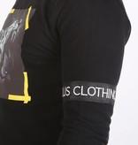 Icelus Clothing Tiger Sweater Black
