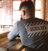 Icelus Clothing Logo Sweater Grey