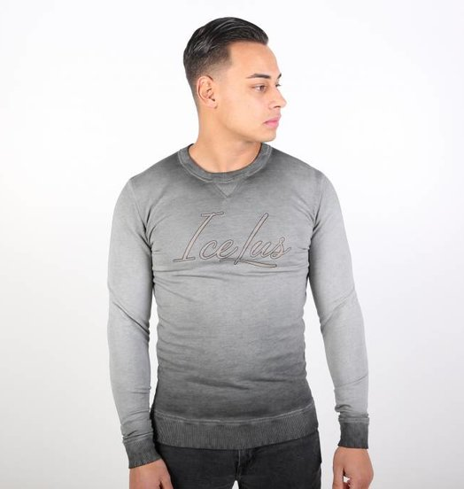 Icelus Clothing Icelus Sweater Grey