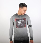 Icelus Clothing Tiger Sweater Grey