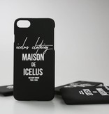Icelus Clothing Mobile Case Matt Black